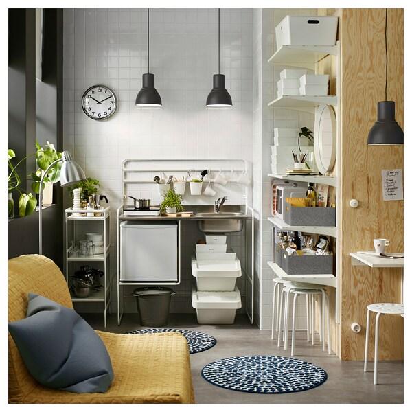 IKEA SORTERA Kannellinen jäteastia
