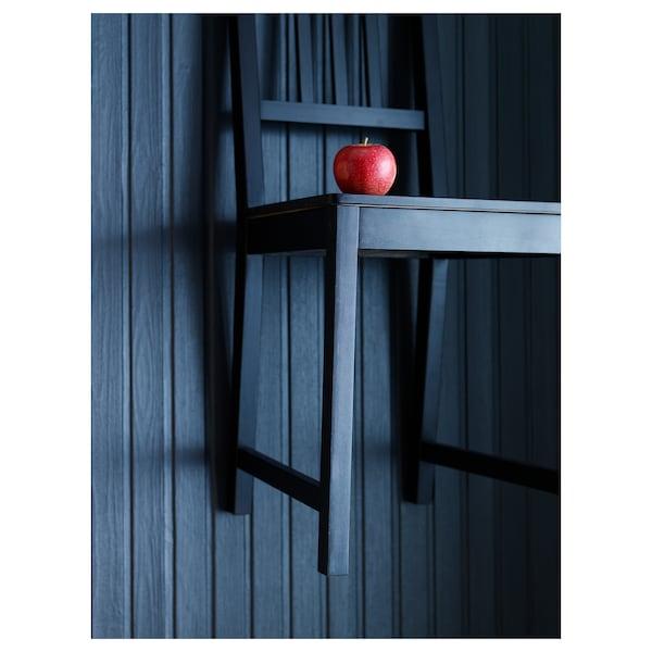 STEFAN Tuoli, ruskeanmusta