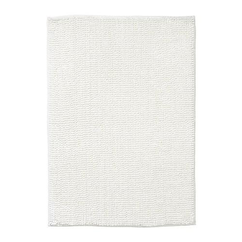 TOFTBO Kylpyhuoneen matto IKEA Todella pehmeää, imukykyistä ja nopeasti kuivuvaa mikrokuitua.