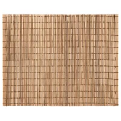 TOGA Tabletti, luonnonvärinen/bambu, 35x45 cm