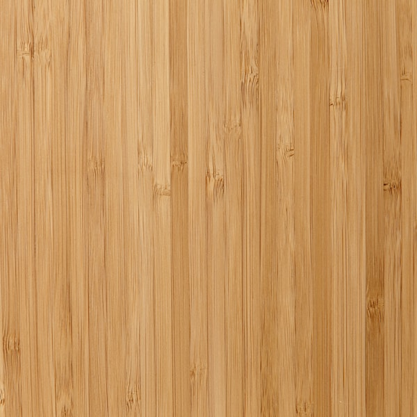 TOLKEN pöytätaso bambu 122 cm 49 cm 1.8 cm