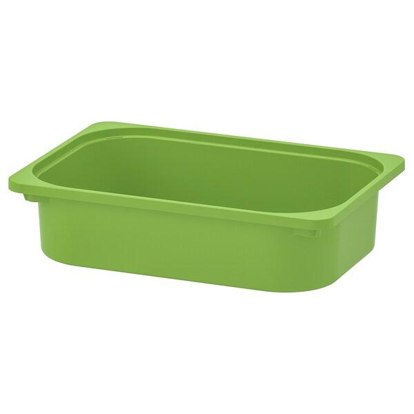 TROFAST laatikko vihreä 42 cm 30 cm 10 cm