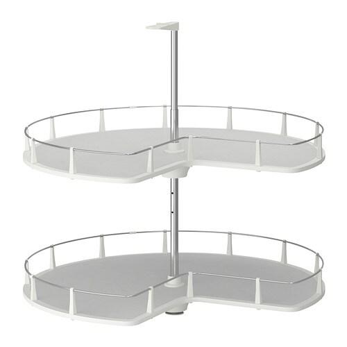 UTRUSTA Kulmapöytäkaappikaruselli  IKEA
