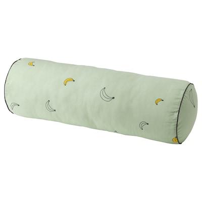VÄNKRETS Tyyny, banaanikuvio haaleanvihreä, 80 cm