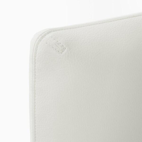 VALLENTUNA Selkänoja, Murum valkoinen, 100x80 cm