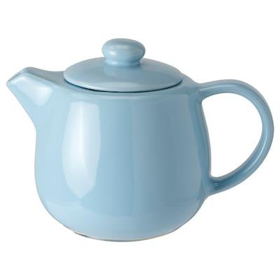VARDAGEN Teekannu, sininen, 1.2 l