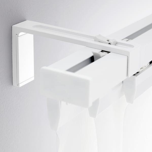 VIDGA Seinäkiinnike, valkoinen, 12 cm