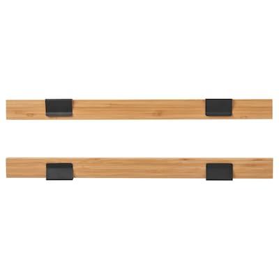 VISBÄCK Julisteripustin, bambu, 40 cm