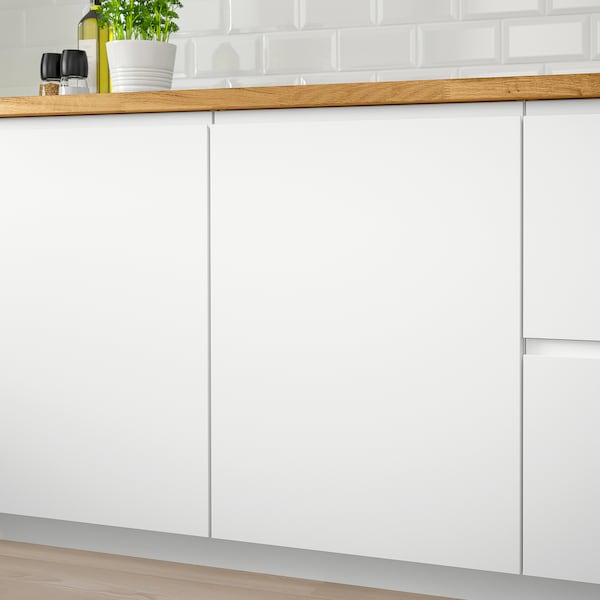 VOXTORP ovi matta valkoinen 29.6 cm 60.0 cm 30.0 cm 59.7 cm 2.1 cm