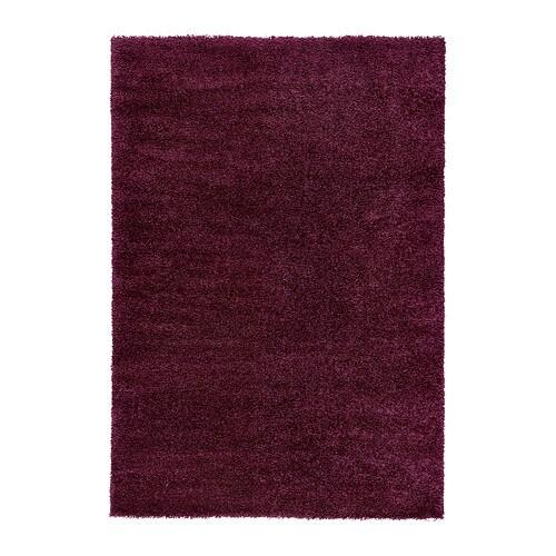 Dum tapis poils hauts 133x195 cm ikea - Ikea tapis pour salon ...