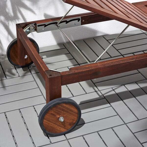 IKEA ÄPPLARÖ Bain de soleil