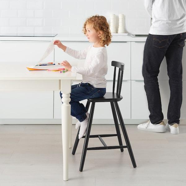 AGAM Chaise junior, noir