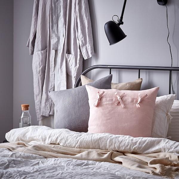 AINA Housse de coussin, rose clair, 50x50 cm