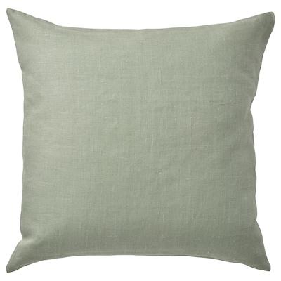 AINA Housse de coussin, vert clair, 50x50 cm