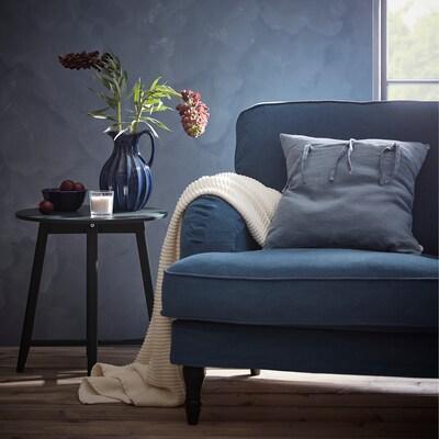 AINA Kit 4p, plaid+vase+bougie+housse
