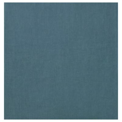 AINA Tissu au mètre, gris bleu, 150 cm