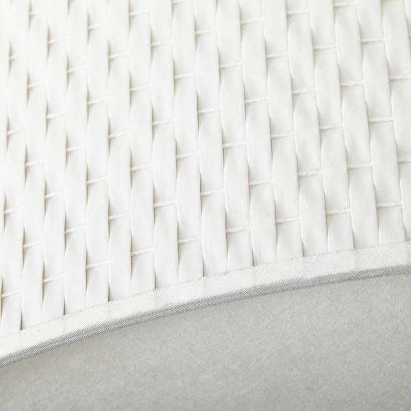 ALÄNG plafonnier blanc 20 W 15 cm 45 cm