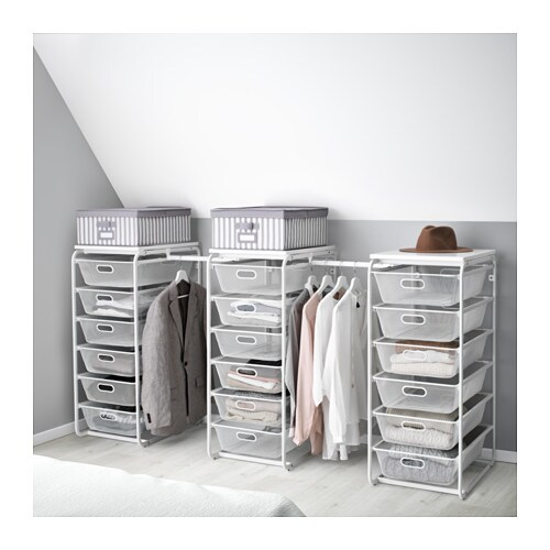 algot structure corbeilles filet barre ikea. Black Bedroom Furniture Sets. Home Design Ideas