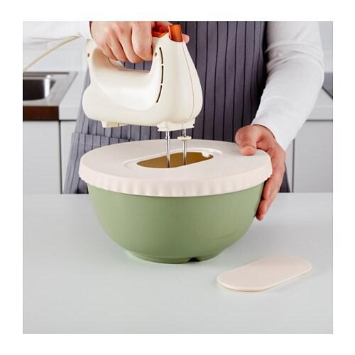 Saladier avec couvercle ikea - Ustensiles de cuisine