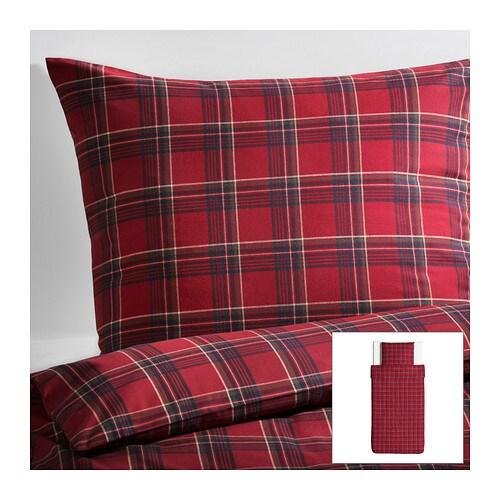 Ikea chambre meubles canap s lits cuisine s jour - Housse de couette carreaux ...