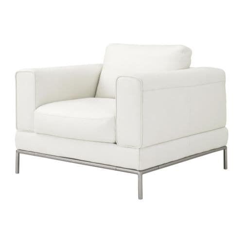 arild fauteuil karakt r blanc clatant ikea. Black Bedroom Furniture Sets. Home Design Ideas