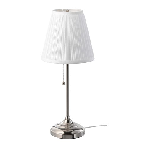 white bedroom lamps 197 rstid lampe de table ikea 13828