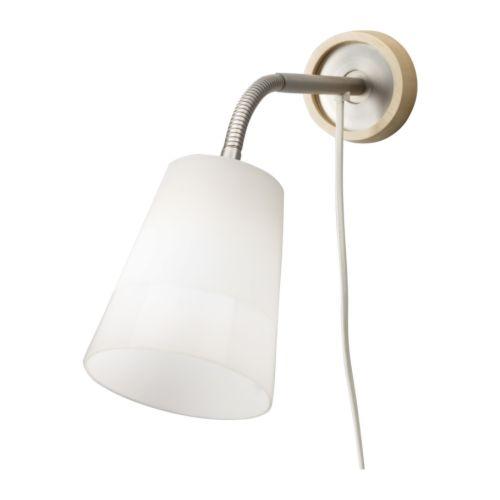 basisk appliquespot pince ikea souffl la bouche chaque abat - Appliques Muraux Ikea
