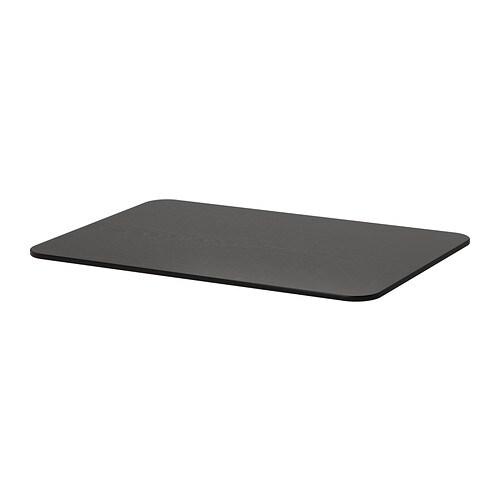 bekant plateau brun noir ikea. Black Bedroom Furniture Sets. Home Design Ideas