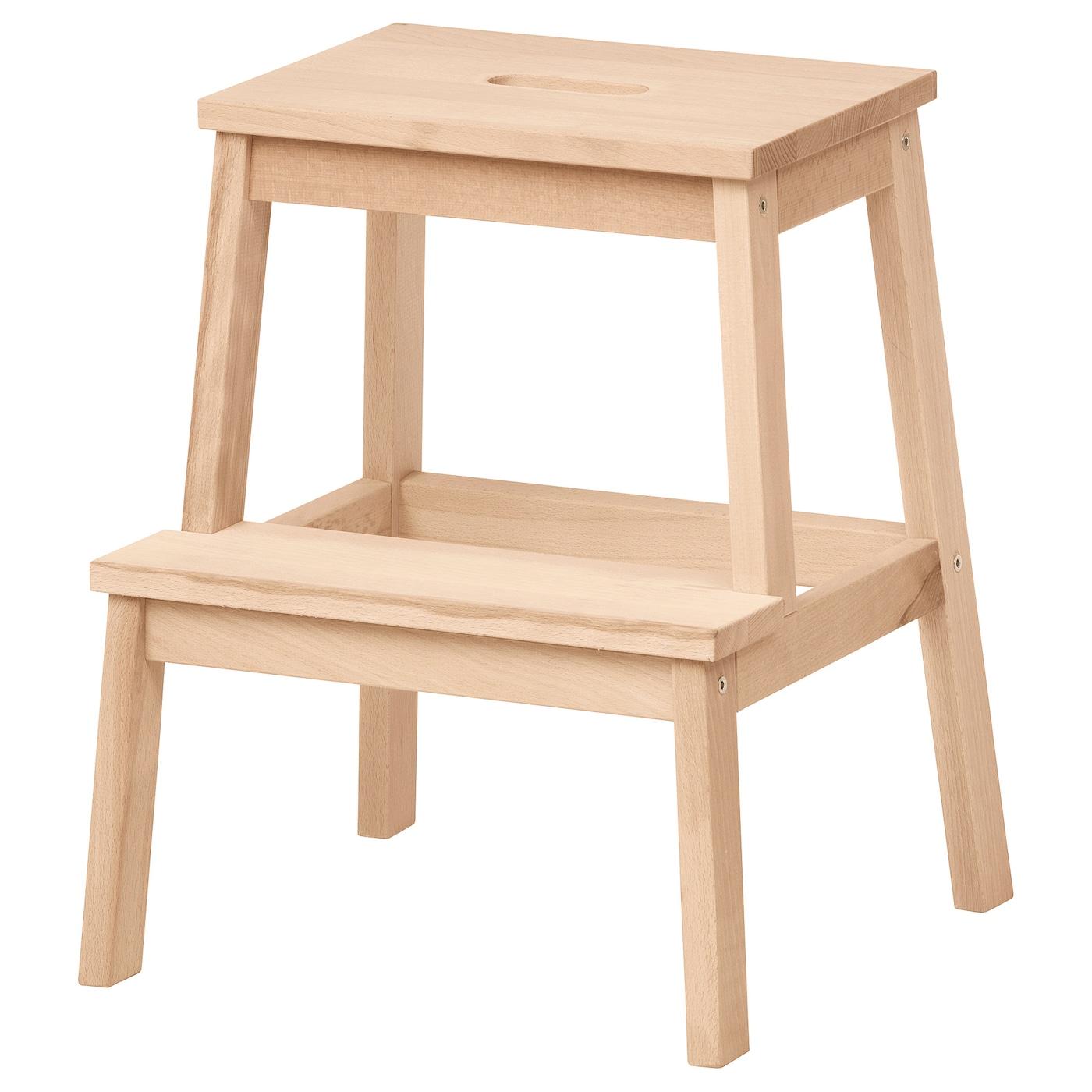 Bekvam Marchepied Hetre Ikea