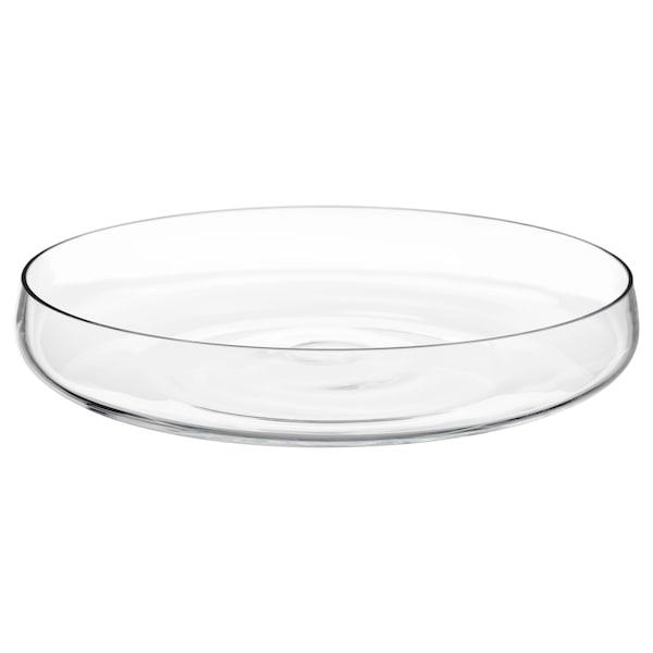 BERÄKNA Coupe, verre transparent, 26 cm