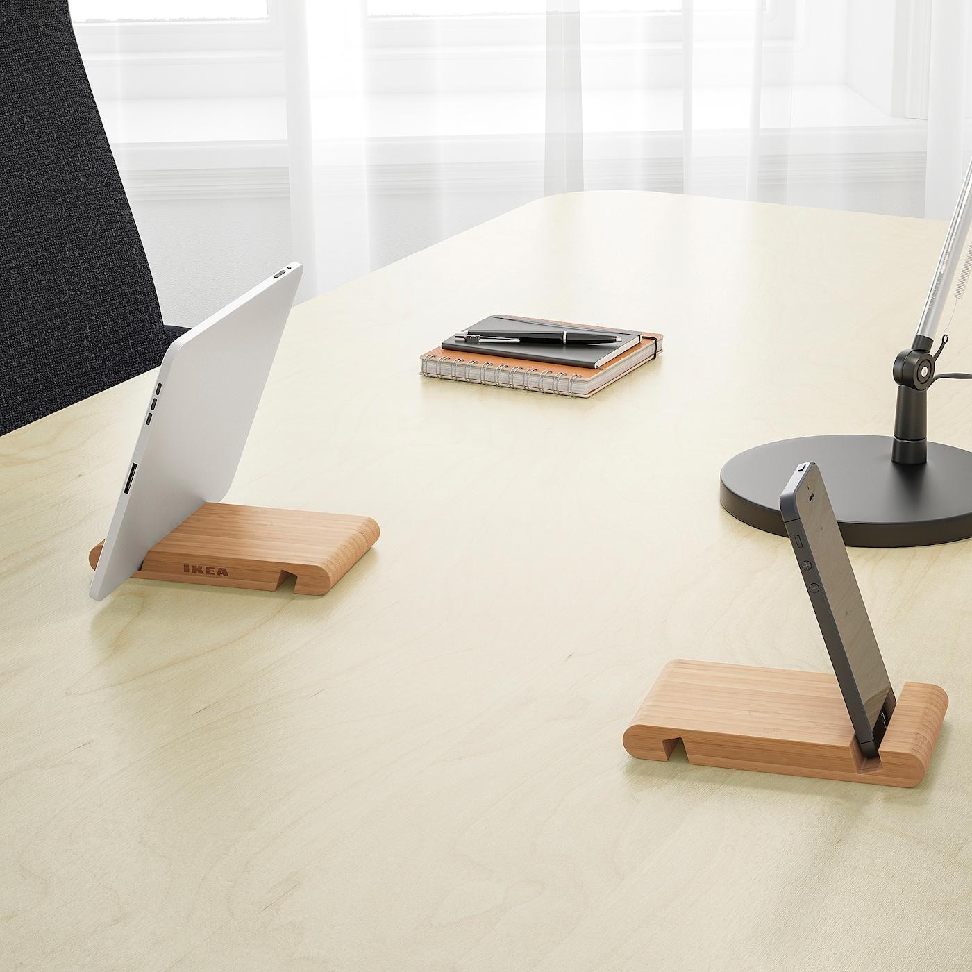 Ikea Brada Ordinateur Portable Support Stand Tray pour lecture canapé-lit en plastique pour ordinateur de bureau utilisation