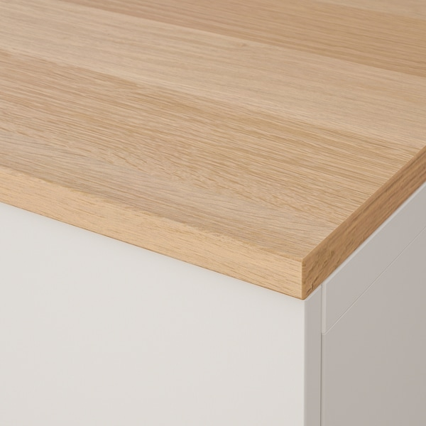 BESTÅ Combi rangement portes/tiroirs, blanc/Lappviken/Stubbarp blanc, 120x42x76 cm
