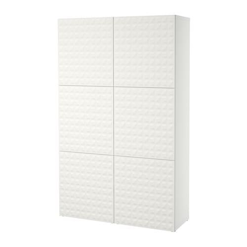 best combinaison rangement portes djupviken blanc ikea. Black Bedroom Furniture Sets. Home Design Ideas