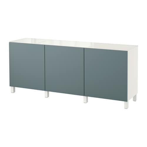 best combinaison rangement portes blanc valviken gris turquoise ikea. Black Bedroom Furniture Sets. Home Design Ideas