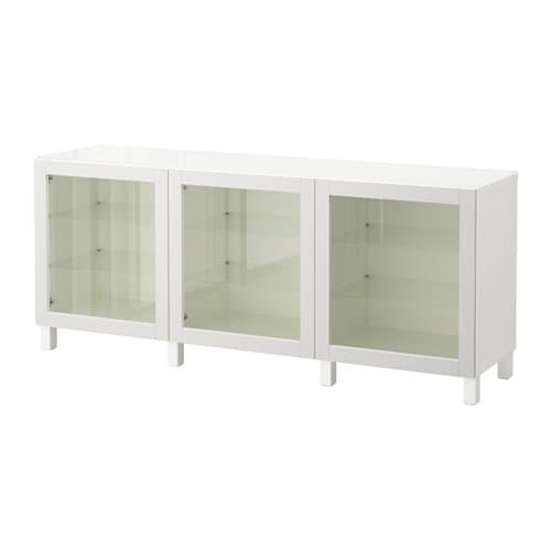 best combinaison rangement portes blanc sindvik gris clair verre transparent ikea. Black Bedroom Furniture Sets. Home Design Ideas