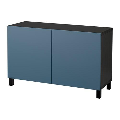 best combinaison rangement portes brun noir valviken bleu fonc ikea. Black Bedroom Furniture Sets. Home Design Ideas