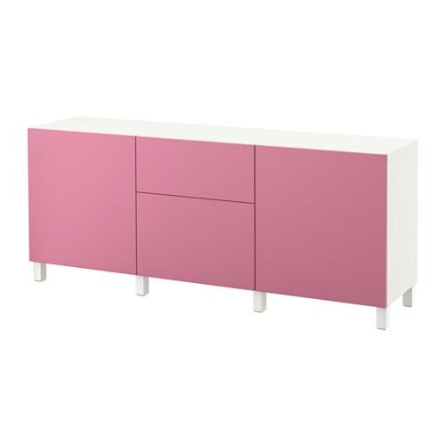 Best combinaison rangement tiroirs blanc lappviken rose glissi re tiroir - Tiroir sous four ikea ...