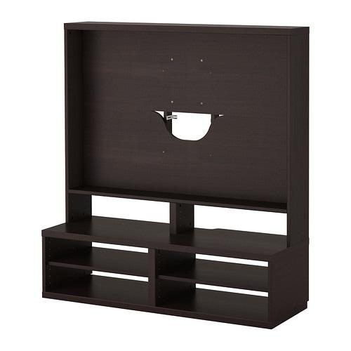 Ikea Vernier Meuble Tv : Meuble Tv Ikea Bois Accueil Séjour Banc Tv BestÅ Inreda Système