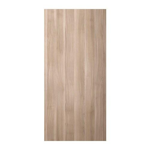 best vara porte gris clair 60x128 cm ikea. Black Bedroom Furniture Sets. Home Design Ideas