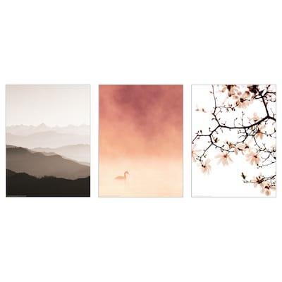 BILD Image, dans la brume, 30x40 cm