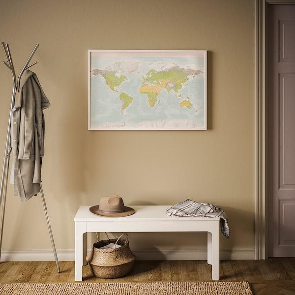 BILD Image, La Planète Terre, 61x91 cm