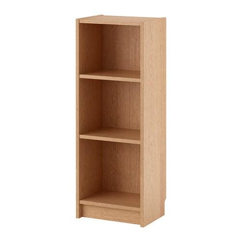 billy biblioth que plaqu ch ne ikea. Black Bedroom Furniture Sets. Home Design Ideas
