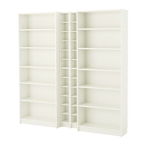 Billy gnedby biblioth que blanc ikea - Bibliotheque billy ikea occasion ...