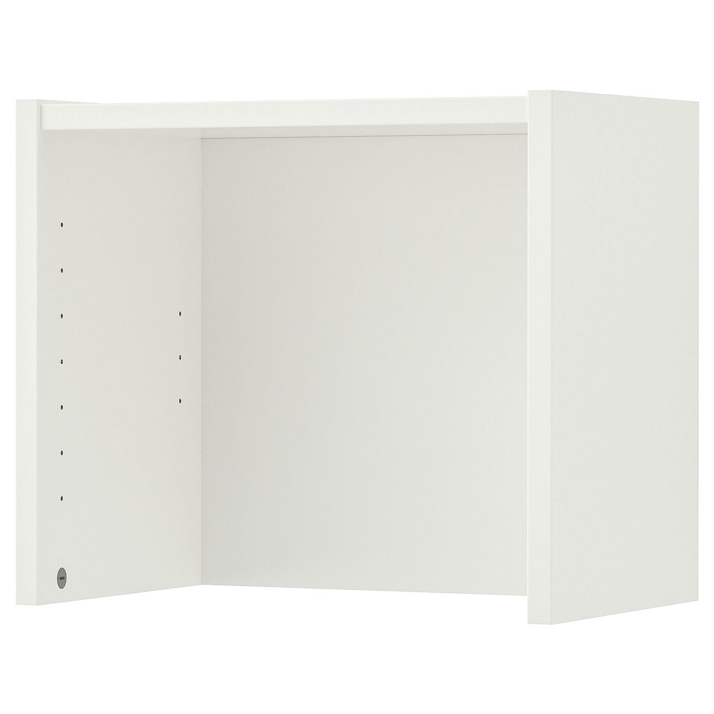 Rehausse Meuble Tv Ikea billy surmeuble - blanc 40x28x35 cm