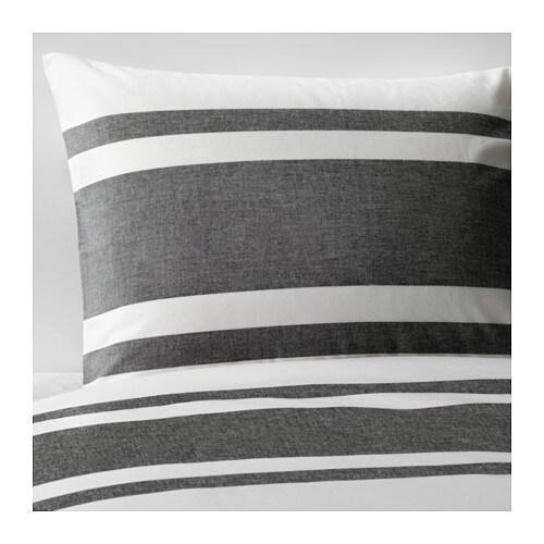 bj rnloka housse de couette et 2 taies 240x220 65x65 cm ikea. Black Bedroom Furniture Sets. Home Design Ideas