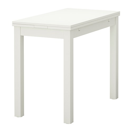 Bjursta table extensible ikea for Table de salle a manger 16 personnes
