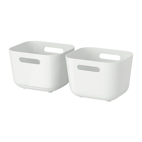 Boholmen panier vaisselle bac de rin age ikea for Evier un seul bac