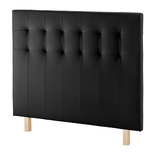borgann t te de lit 160 cm ikea. Black Bedroom Furniture Sets. Home Design Ideas