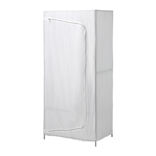 breim armoire penderie blanc ikea. Black Bedroom Furniture Sets. Home Design Ideas