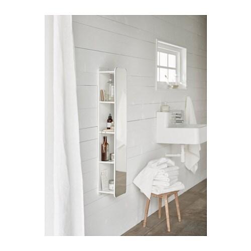 Miroir avec rangement bijoux pleine longueur en bois - Miroir psyche ikea ...
